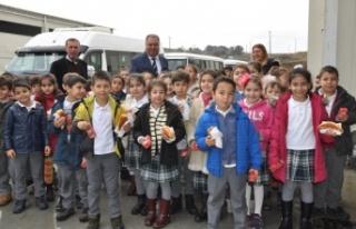 Başkan Dinçer, Eğitim Gezisi İçin Kapılarını...