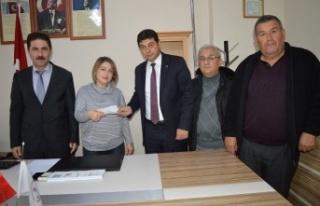 Boğa Güreşi Komitesinden, Eğitime 9 Bin 315 Lira...