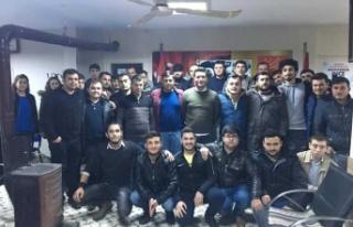 CHP'li Gençler Seçim Startını Verdi