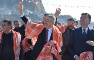 Büyükşehir Adayı Savaş ve Cumhur İttifakı Adayları...
