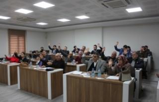 Çine Belediye Meclisi 2019'un İlk Toplantısını...