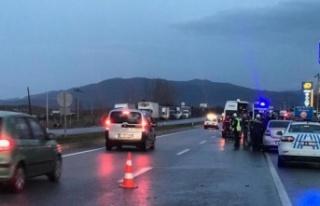 Çine'de Trafik Kazası, 21 Yaşındaki Genç...
