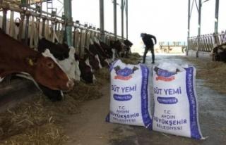 Başkan Dinçer, Ege Et Yem Satışına Başlıyor