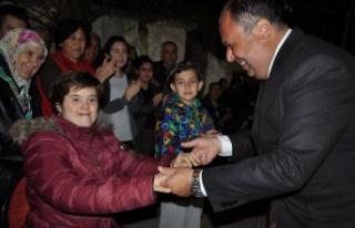 Dinçer'den 21 Mart Dünya Down Sendromu Farkındalık...