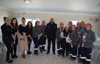 EYSİM Madencilikte '8 Mart Dünya Kadınlar Günü'...