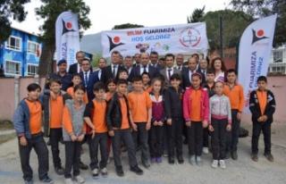 Akçaova Anadolu Lisesi TÜBİTAK Fuarı Büyük İlgi...