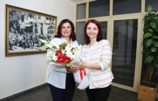 Aydın Gazeteciler Cemiyeti'nden Başkan Çerçioğlu'na...