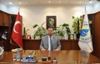 Başkan Dinçer'in 1 Mayıs Kutlaması
