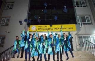 Çine Anadolu İmam Hatip Lisesi Mezuniyeti ve İftar...