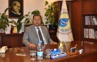 Çine Belediye Başkanı Dinçer'den Bayram Mesajı