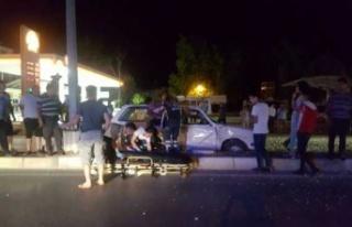Çine'de Trafik Kazası: 5 Yaralı
