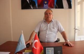 """İYİ Parti Başkanı Karaca, """"Çiftçimizin Her..."""