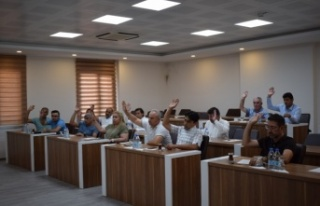 Çine Belediye Meclisi Ağustos Ayı Toplantısı...
