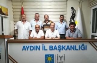 İYİ Parti İlçe Başkanı Karaca'nın Yerine...