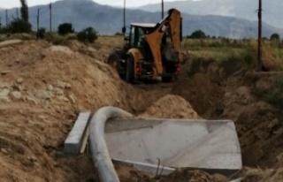 ASKİ Çine'deki İçme Suyu Sorununu Çözdü