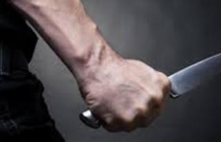 Çine'de Bıçaklı Yaralama