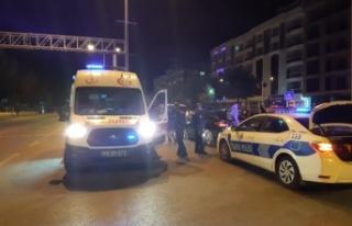 Çine'de Kaza; 2 Yaralı