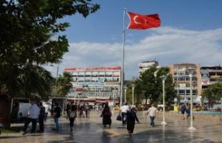 Aydın'da kamuya açık alanlarda toplantı ve...