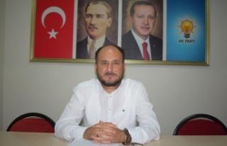 """Başkan Mehmet Tosun, """"Belediye'nin içini mi..."""
