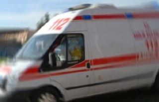Karpuzlu'da Kaza: 1 Ölü, 1 Yaralı