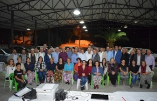 Tahtacı Kültür Derneği'nin Yeni Başkanı Kırmızıgül