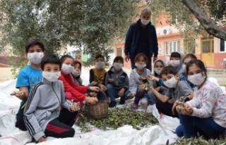 """Atatürk İlkokulu Öğrencilerinden, """"LÖSEV'e..."""