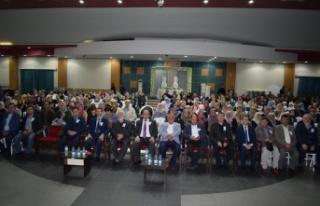 Çine'de Mevlid-i Nebi Haftası Programı Düzenlendi