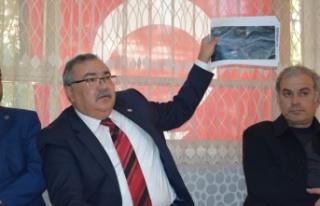 """CHP'li Vekil Bülbül, """"Mustafa Savaş Çine'ye..."""