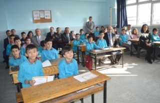 Çine'de 7 Bin 261 Öğrenci Karne Sevinci Yaşadı