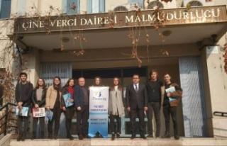Mehmet Tuncer Anadolu Lisesi'nden Meslek Tanıtımı