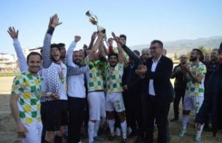 Çine Madranspor - Aydın Büyükşehir Maçına Seyirci...