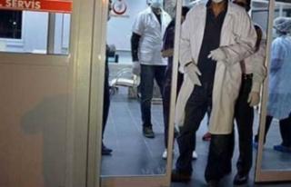Çine'de Sağlık Çalışanlarına Destek İçin...