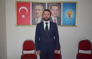 AK Parti Çine İlçe Yönetiminde Görev Dağılımı...