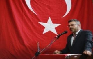 Aydın AK Parti'de 5 İlçeye Atama Yapıldı