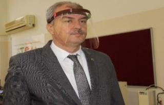 Aydın İl Milli Eğitim Müdürü Okumuş, Karantinaya...