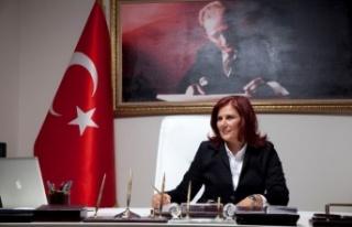 """Başkan Çerçioğlu, """"Gazi Meclisimizin 100.Yaşı..."""
