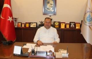 """Başkan Dinçer, """"Evde Kal Türkiyem"""""""