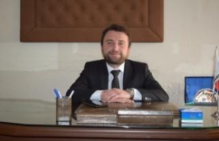 """AK Parti İlçe Başkanı Çakır, """"Sayın Şahin'e..."""