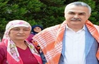 AK Partili Mustafa Savaş'ın Ramazan Bayramı...