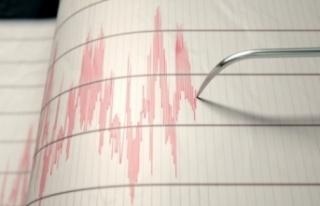 5.6 şiddetindeki deprem Çine'de hissedildi