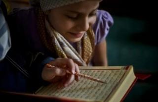 Yaz Kur'an Kurslarına Başvurular Başladı