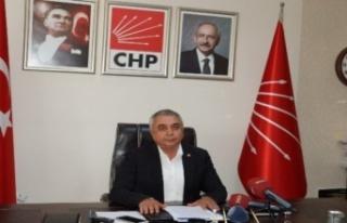 CHP Aydın İl Başkanı Çankır'ın Basın Bayramı...