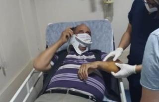 Çine'de taşlı sopalı kavga: 2 yaralı