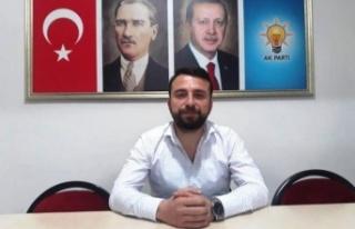 AK Parti Çine İlçe Başkanı Çakır'dan kongreye...