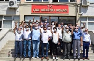 Çine MHP'de, İlk Seçimlerde Hedef 10 Bin Oy