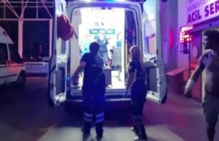 Karpuzlu'da iki gurup arasında kavga! 4 kişi yaralandı