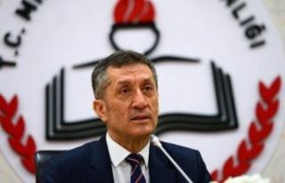 Milli Eğitim Bakanı Selçuk'tan yüz yüze eğitim...