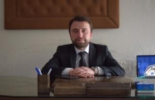 """AK Parti İlçe Başkanı Çakır, """"Doğalgazı..."""