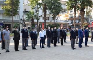 Çine'de Gaziler Günü kutlandı