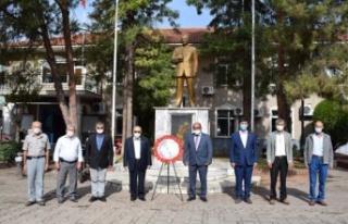 Çine'de Muhtarlar Günü' kutlandı